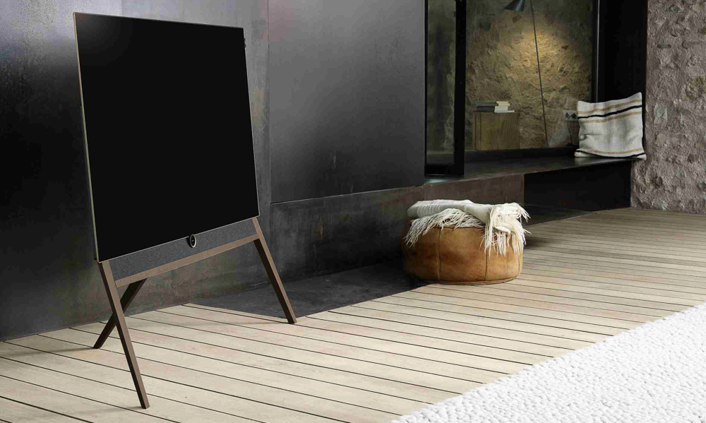 koenig ascona loewe bild 5 OLED on stand
